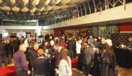 Mimarlar Odası Yeni Yıl Kokteyli 27.12.2013 tarihinde Golden Tulip Otel'de yoğun katılımla gerçekleşti.