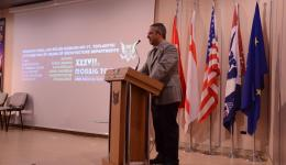 37. Mimarlık Okulları Bölüm Başkanları İletişim Grubu (MOBBİG) toplantısı, 3 Ekim 2013 tarihinde GAÜ gerçekleşti...
