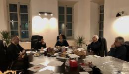 MİMARCA MEKAN ANLATIMI METİN YARIŞMASI-2019 JÜRİ TOPLANTISI